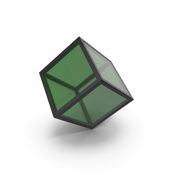 Glass Cube PNG & PSD Images
