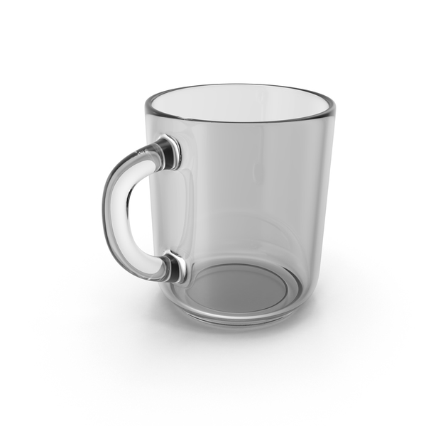 Glass Cup Object