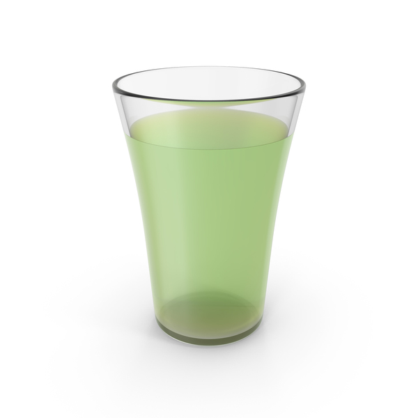 Glass Cup With Lemonade PNG & PSD Images