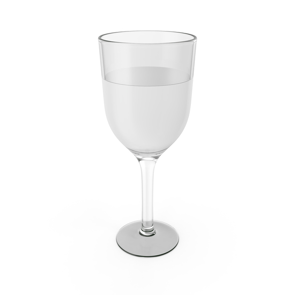 Glassware: Glass Cup With Vodka PNG & PSD Images
