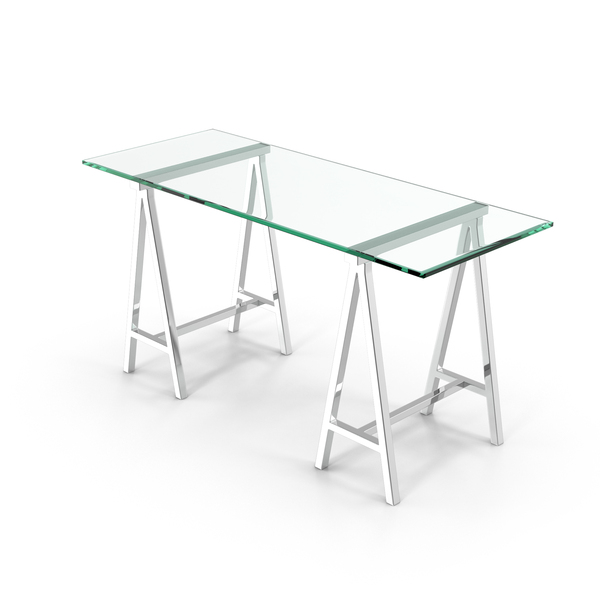 Glass Desk PNG & PSD Images