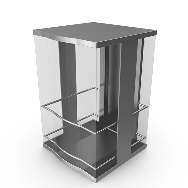 Glass Elevator PNG & PSD Images