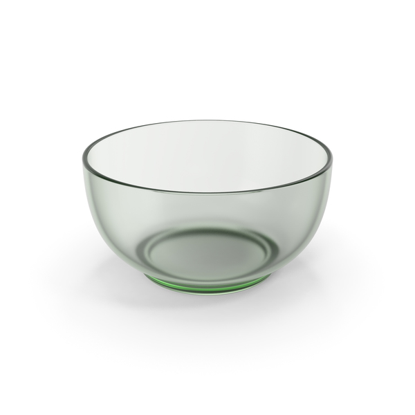 Glass Food Bowl PNG & PSD Images
