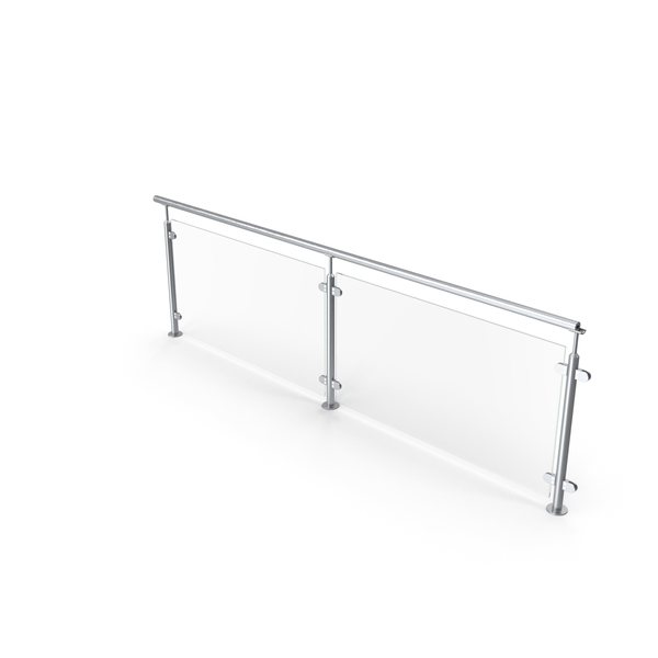 Glass Handrail PNG & PSD Images