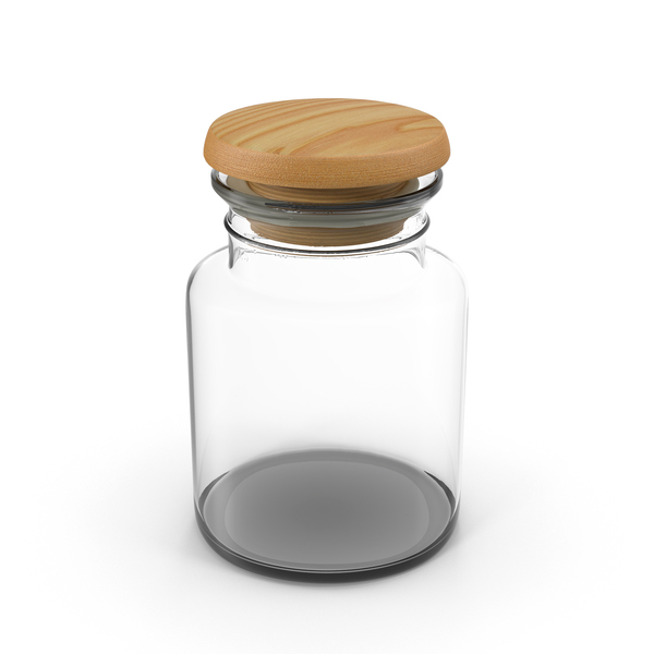 Glass Jar Object