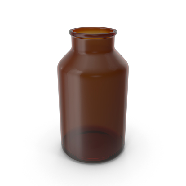 Glass Jar Dark PNG & PSD Images