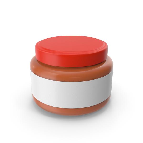 Glass Jar Sauce PNG & PSD Images
