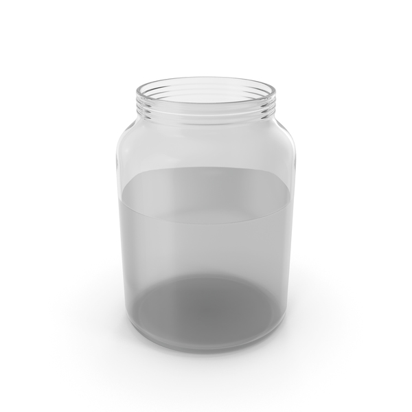 Glass Jar With Water PNG & PSD Images