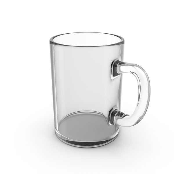 Coffee Cup: Glass Mug PNG & PSD Images