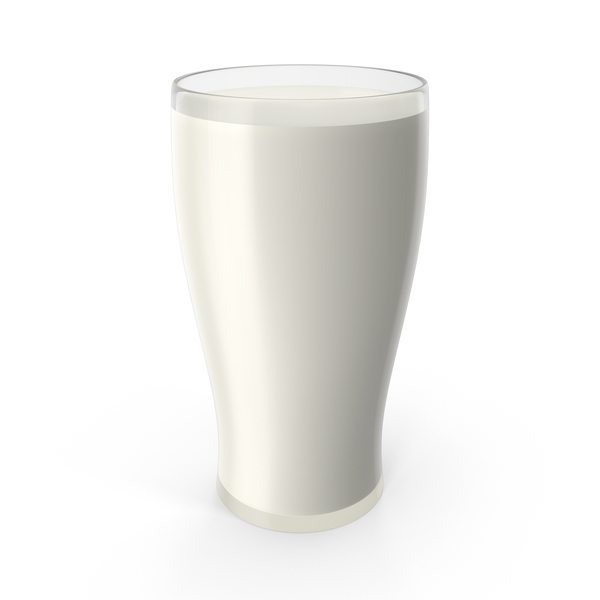 Glass of Milk PNG & PSD Images