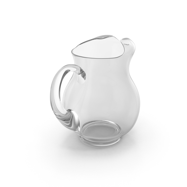 Glass Pitcher PNG & PSD Images