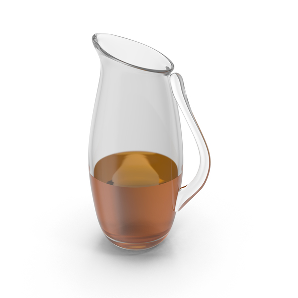 Glass Pitcher With Liquid PNG & PSD Images