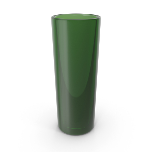 Glass Tube Vase PNG & PSD Images
