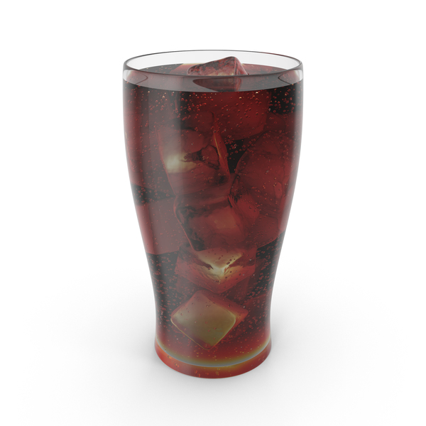 Glass with Soda PNG & PSD Images