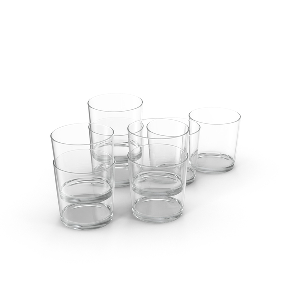 Glasses Object