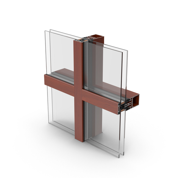 Casement Window: Glazing Construction PNG & PSD Images