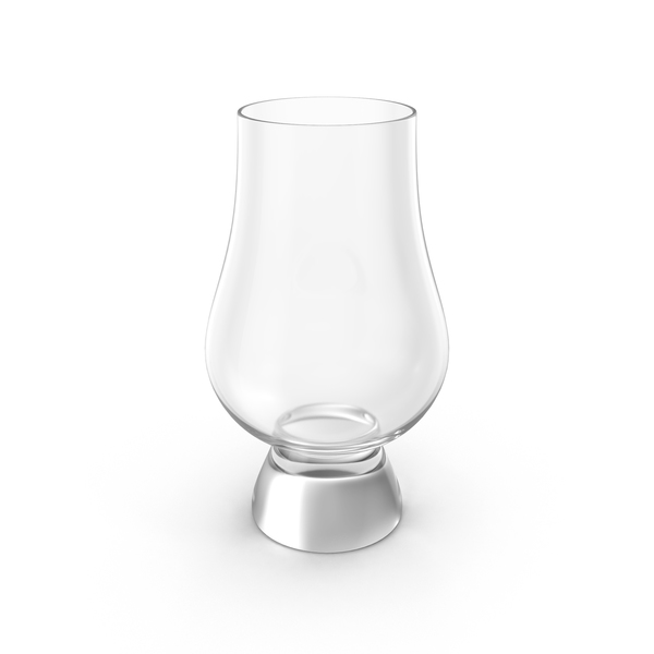 Highball: Glencairn Whisky Glass PNG & PSD Images