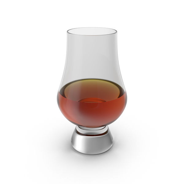 Glencairn Whisky Glass PNG & PSD Images