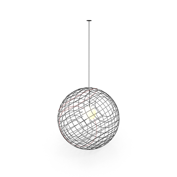 Global Lighting Forestier Pendant Light PNG & PSD Images