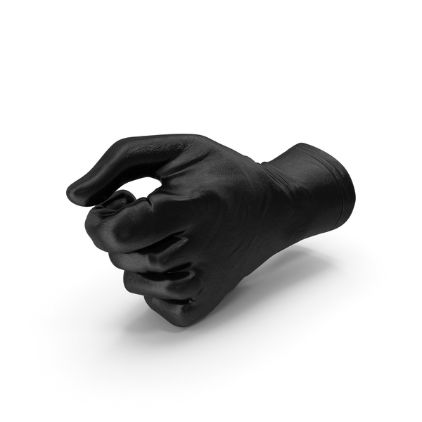 Gloves: Glove Leather Thumb Object Hold Pose PNG & PSD Images