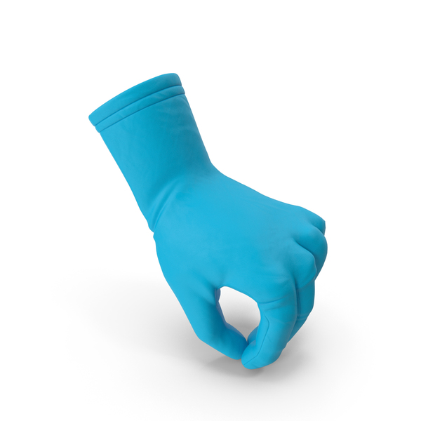 Glove Rubber Pouring Pose PNG & PSD Images