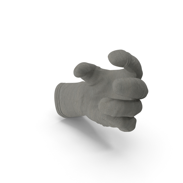 Glove Small Sphere Object Hold Pose PNG & PSD Images