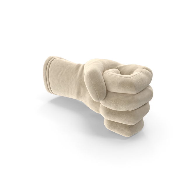 Glove Suede Narrow Pole Object Hold Pose PNG & PSD Images