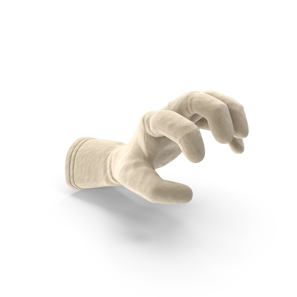 Glove Suede Object Grip Pose PNG & PSD Images