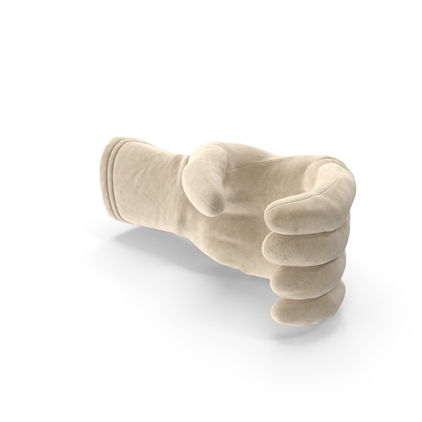 Glove Suede Wide Pole Object Hold Pose PNG & PSD Images