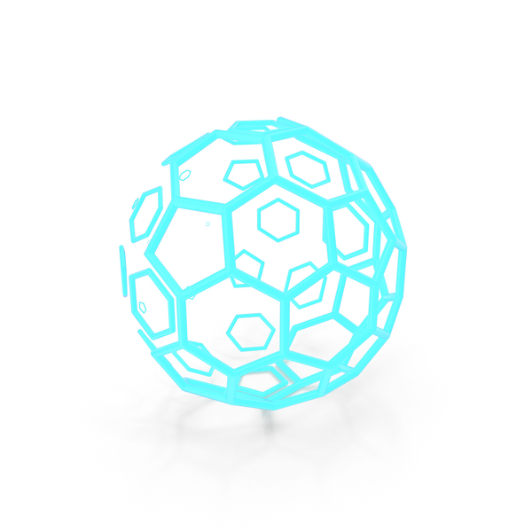 Glow Ball Hex PNG & PSD Images