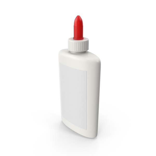 Glue Bottle PNG & PSD Images