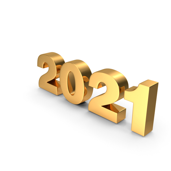 Gold 2021 PNG & PSD Images