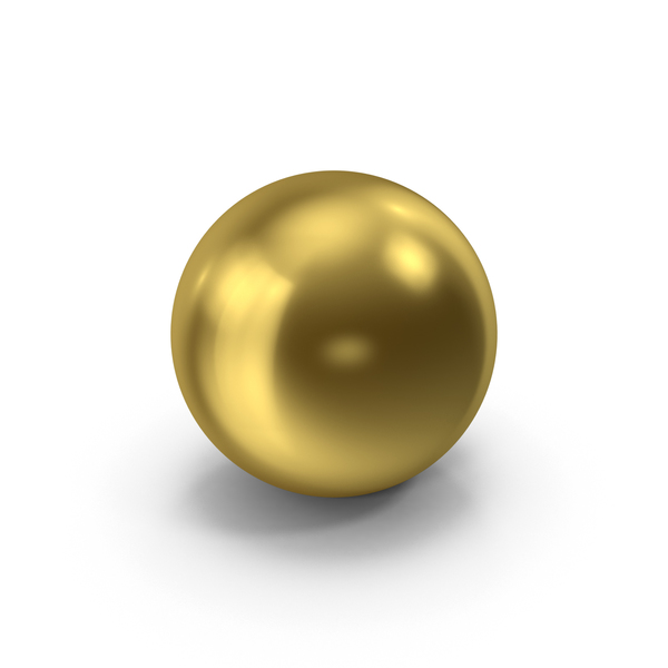 Gold Ball PNG & PSD Images