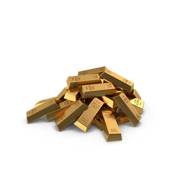 Gold Bar PNG & PSD Images