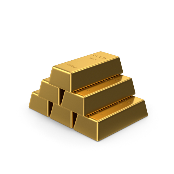 Gold Bars PNG & PSD Images