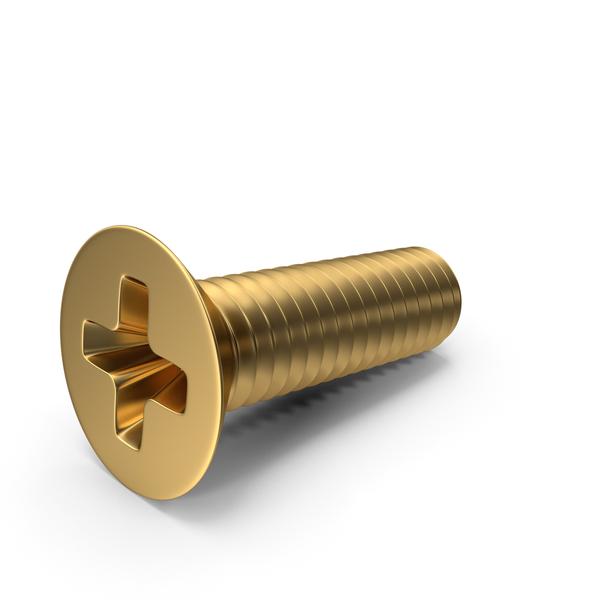 Gold Bolt PNG & PSD Images