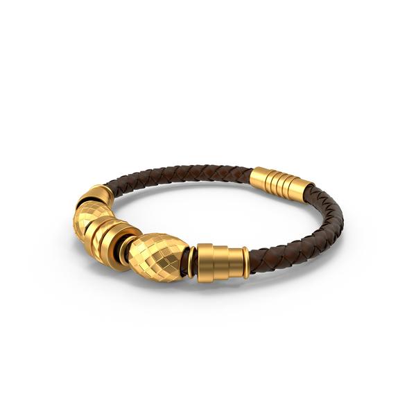 Gold Bracelet PNG & PSD Images