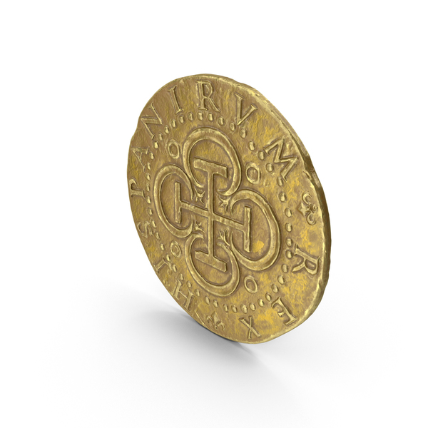 Gold Coin Object