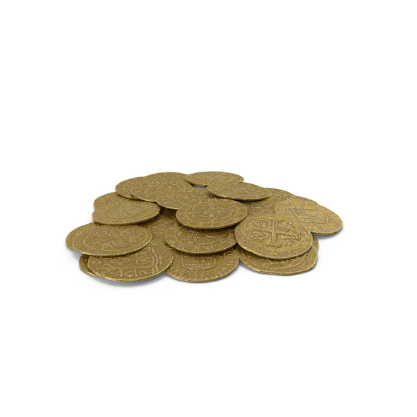 Gold Coins Object
