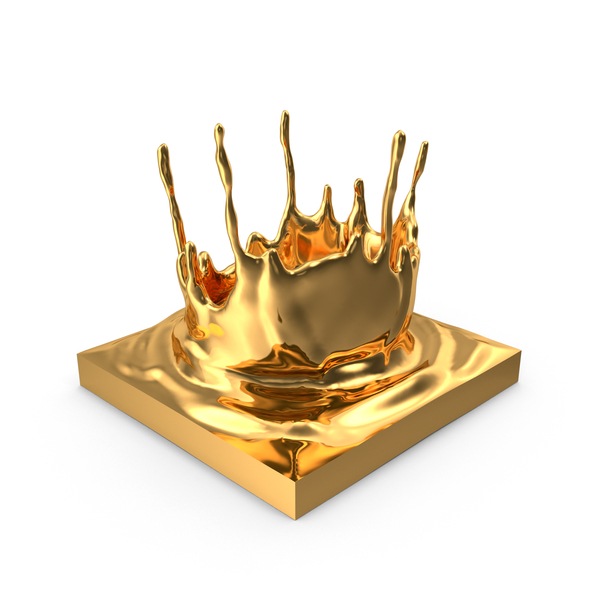 Gold Crown PNG & PSD Images
