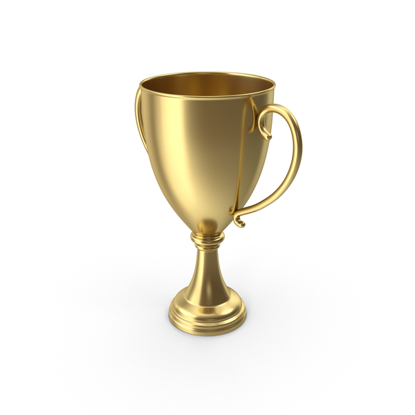 Trophy: Gold Cup PNG & PSD Images