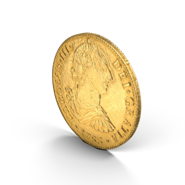 Gold Doubloon Object