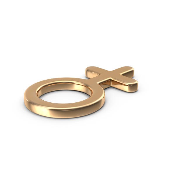 Gold Feminine Beginning PNG & PSD Images
