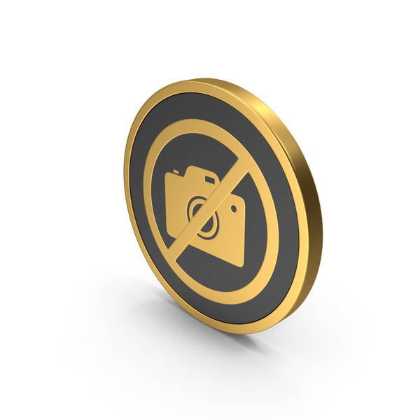 Logo: Gold Icon No Photography PNG & PSD Images