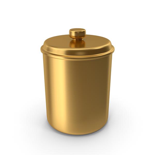Gold Jar PNG & PSD Images