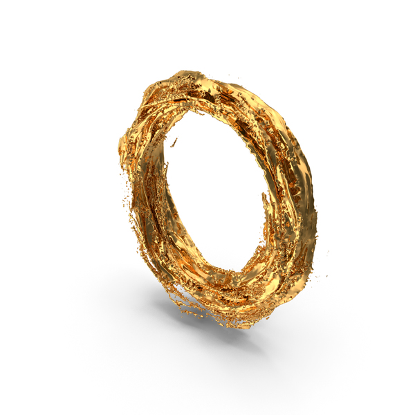 Gold Ring PNG & PSD Images