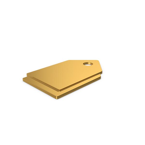 Logo: Gold Symbol Label PNG & PSD Images
