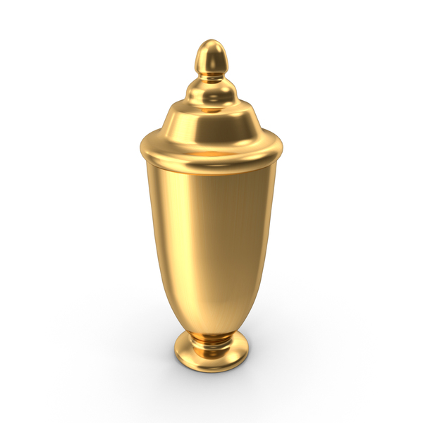 Gold Urn PNG & PSD Images