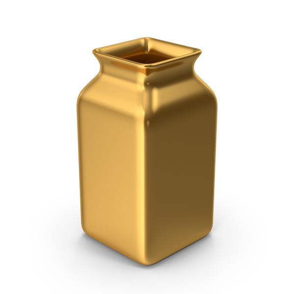 Gold Vase PNG & PSD Images