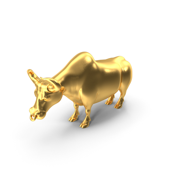Golden Bull Buffalo PNG & PSD Images